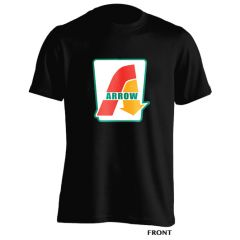 Arrow 7/11 Tee Black