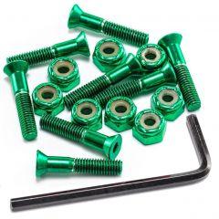 "Hardware Anodised Green 1"""
