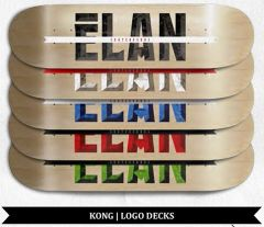 élan Kong Logo Price Point