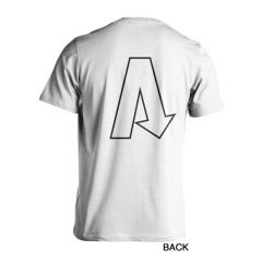 Arrow OG Logo Tee White