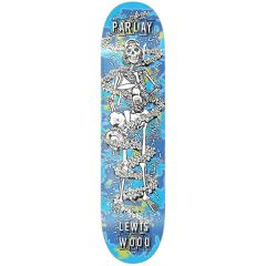 Lewis Wood Glow in the Dark Skeleton